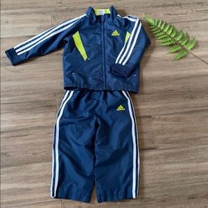 Adidas outfit toddler